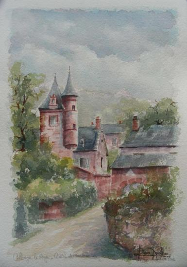 Castel de Maussac CLR