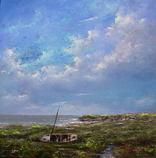 l'épave,île de RE (50x50)