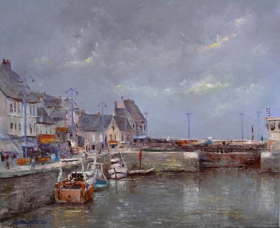 Port-en-Bessin (46x38)
