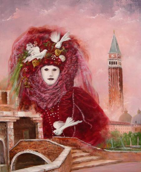 Rêve de Venise (61x50)